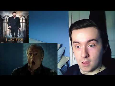 Lucifer Seasion 3 Epiosde 7 'Off The Record' Reaction