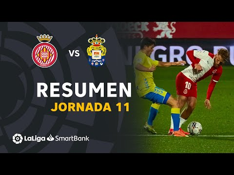 Girona Las Palmas Goals And Highlights
