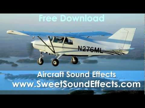 Airplane Sound Effects - FREE DOWNLOAD