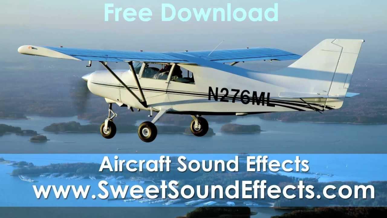 Airplane Sound Effects