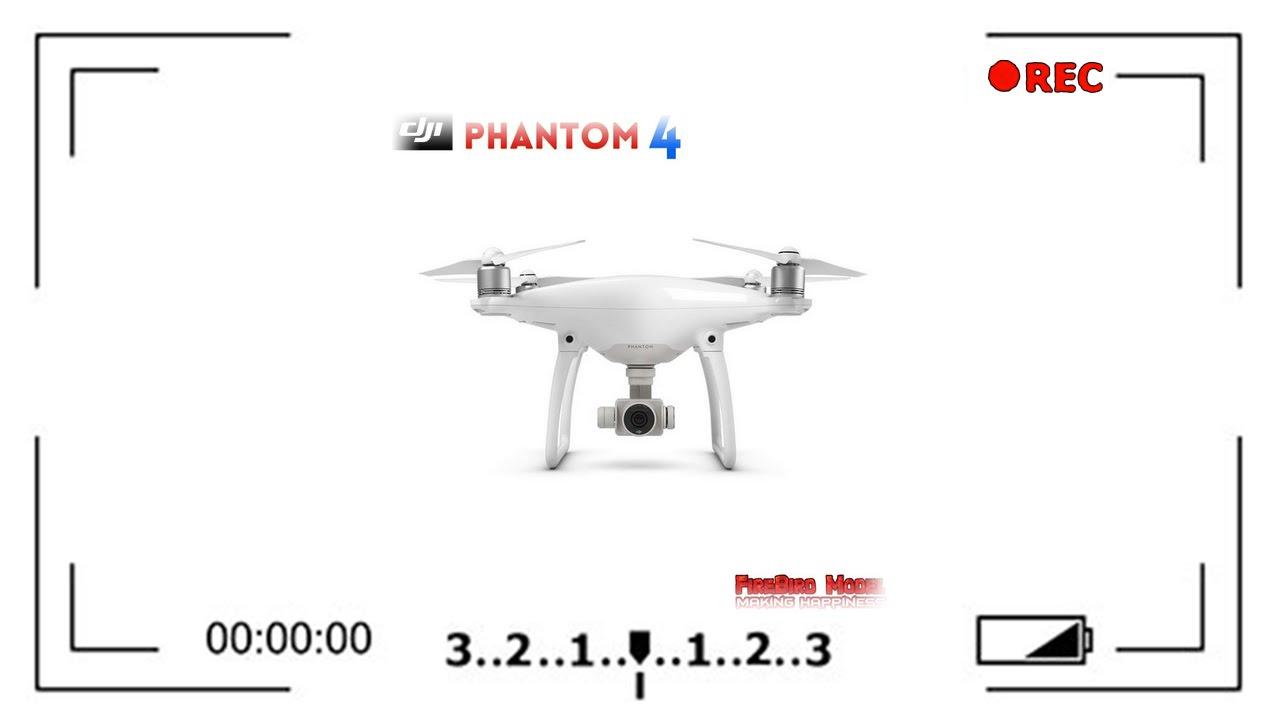Обзор и тест квадрокоптера DJI Phantom 4 на смотровой площадке .