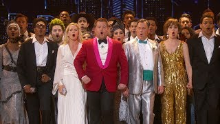 James Corden\'s Electrifying 2019 Tony Awards Opening Number Salutes The Magic Of Live Broadway