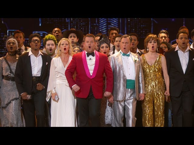James Cordens Electrifying 2019 Tony Awards Opening Number Salutes The Magic Of Live Broadway