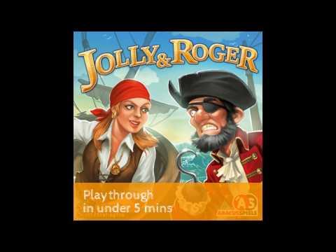 E1 Jolly & Roger ffwd playthrough in under 5 mins