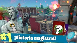 Playing FORTNITE BATTLE ROYALE LIVE with the NEW PORTATIL STRONG and THE NEW FREE MOCHILA!