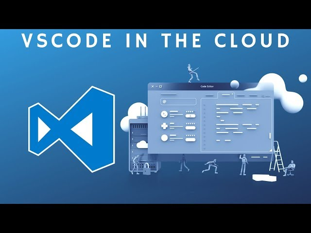 How To Setup VSCode In The Cloud - code-server