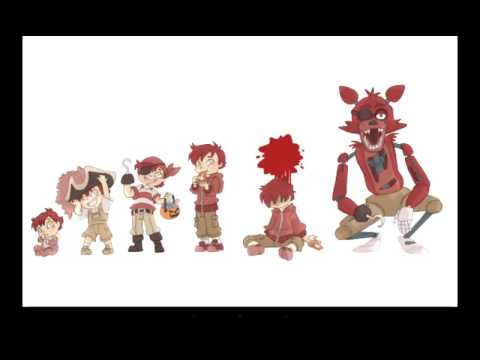 La Cancion De Foxy Fnaf Youtube
