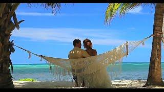 Свадьба за границей в Доминикане . Свадебное видео о свадебном путешествии.
