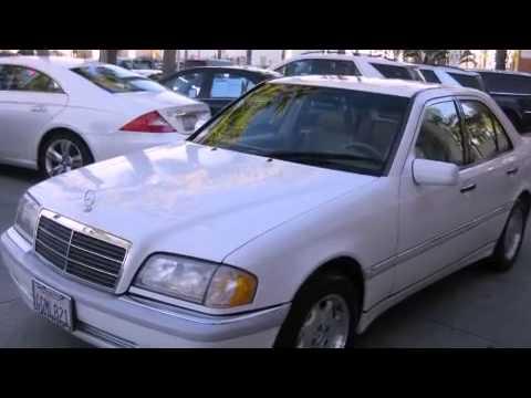 1999 Mercedes-Benz C Class Santa Monica CA 90403