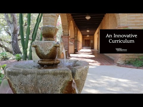 Innovative Curriculum - The Webb Schools
