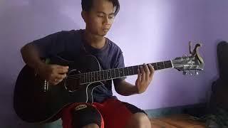 Andra and the backbone.deja vu guitar cover akustik