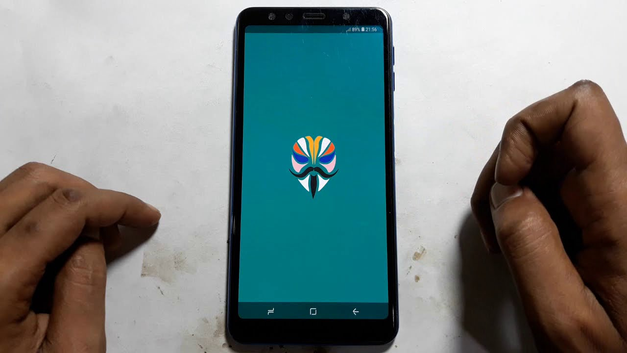 How To Root Samsung A7 (2018) SM-A750F Android 8 0 Magisk