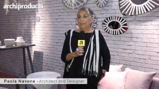 GERVASONI | Paola Navone | Archiproducts Design Selection - Salone del Mobile Milano 2015