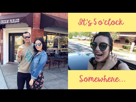 SOUTHERN PINES, NC (TRAVEL VLOG) | NICK & HALEY VLOG