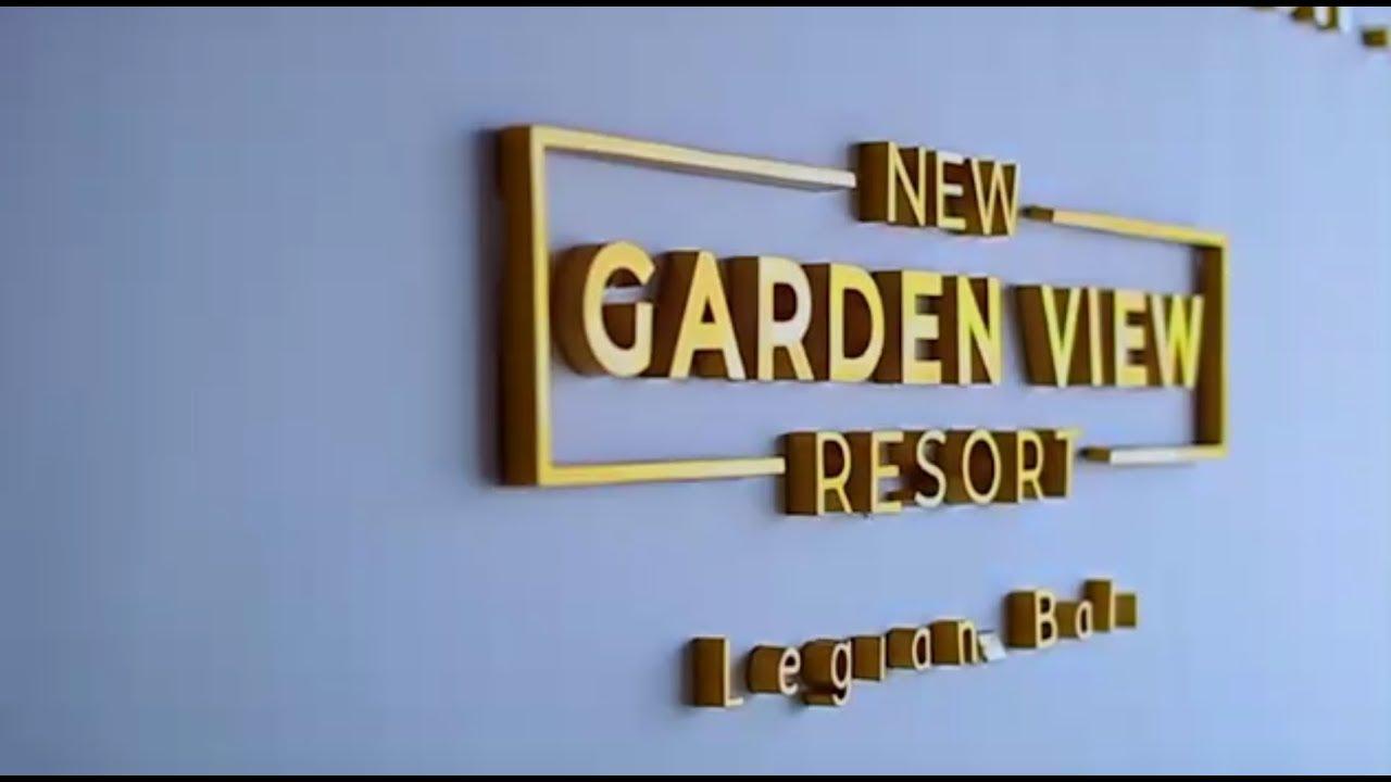 New Garden View Resort Bali Youtube