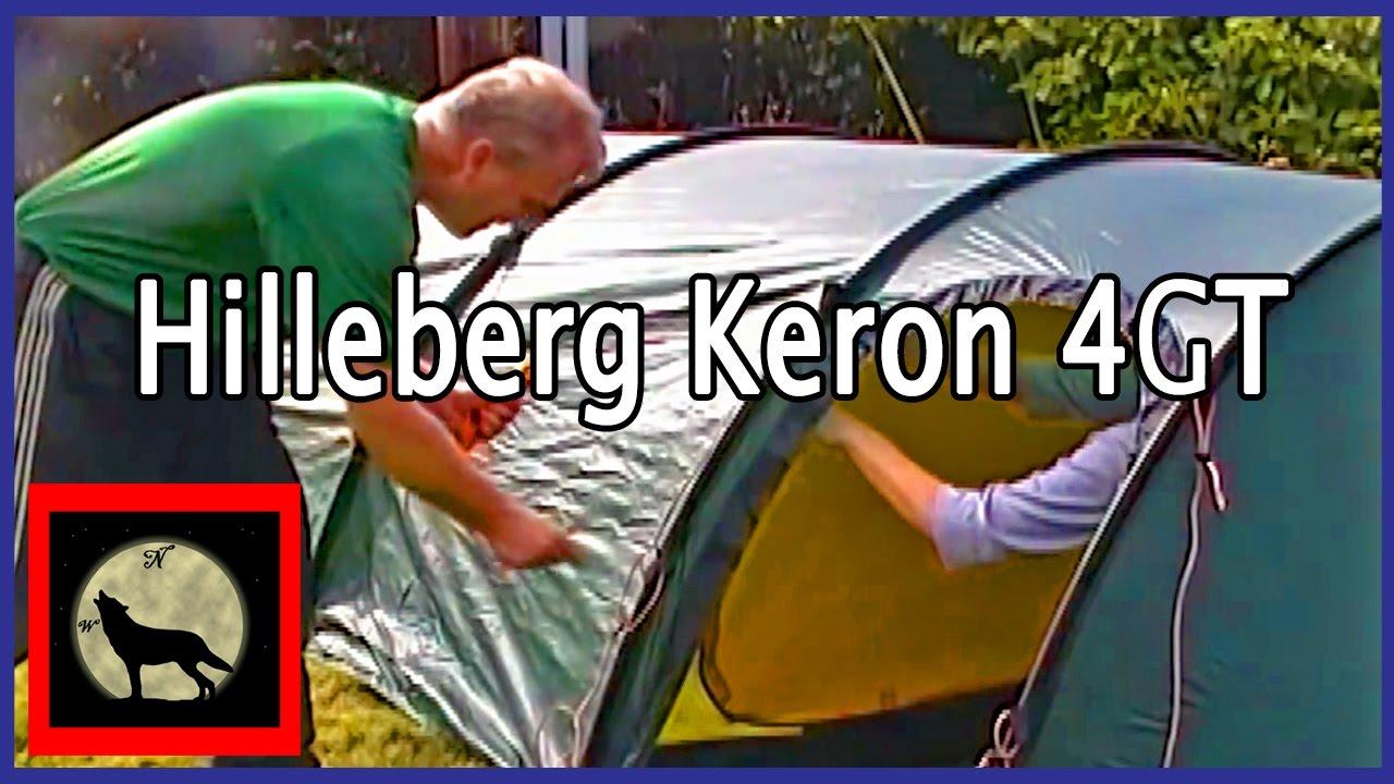 Hilleberg Keron 4GT-Practice Set-up of an Amazing Expedition 4 Season Tent & Hilleberg Keron 4GT-Practice Set-up of an Amazing Expedition 4 ...