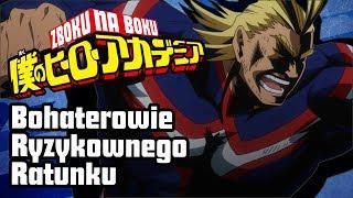 Sekrety Bakugou