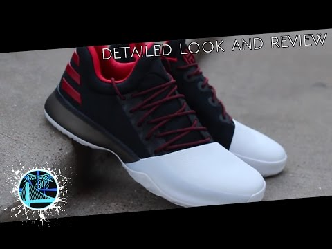 adidas Harden Vol.1 | Detailed Look and Review + Event Recap