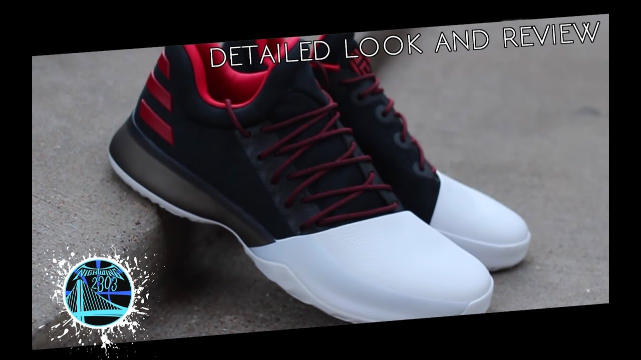 adidas harden 1 review