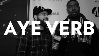 """Aye Verb Recaps Tsu Surf Battle At """"Crown 2,"""" Talks Possible Lux Match-Up"""