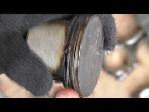 Фото к видео: Mitsubishi Colt 4А90. Масложор. Лечим по быстрому.