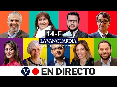 DIRECTO: El debate electoral de 'La Vanguardia' para las elecciones del 14-F