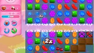 Candy Crush Saga   level 498 no boosters