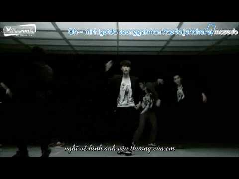 [vietsub + kara][MV] Beauty - super junior
