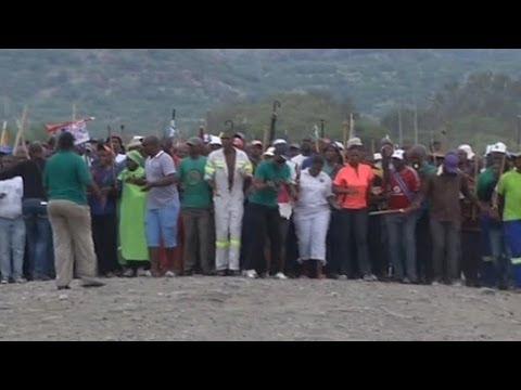 Afrique du Sud • Les sociétés minières autorisées à envoyer des offres salariales par SMS