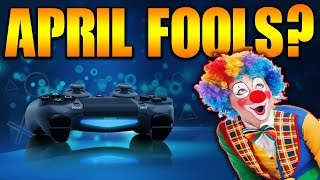 """PlayStation April FOOLS Day JOKE 2019? - NEW CEO of SIE """"SONY"""""""