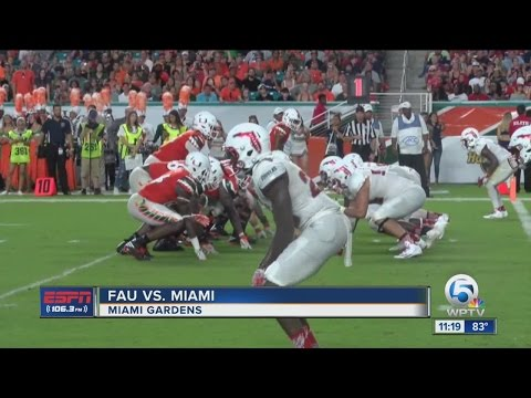 FAU falls to Miami