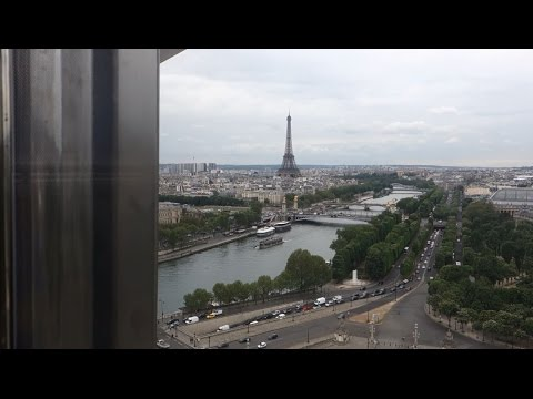 Ride the Wheel for a Fresh View of Paris
