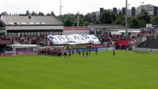 Die Derbys - Rot-Blau (Vereinshymne)