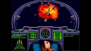Wing Commander Academy Gameplay footage