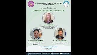 LAS-CLC International Webinar on &quotCopyright Law and the Feminist Gaze&quot by Prof. Ann Bartow