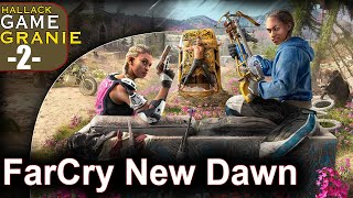 Far cry new dawn - jedziemy na ostro