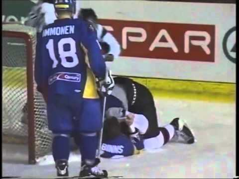 Newcastle Hockey Fights - Cobras / Riverkings / Jesters / Vipers
