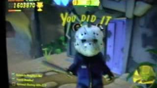 Naughty bear playthrough p2