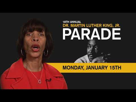 2018 Dr. Martin Luther King Jr. Day
