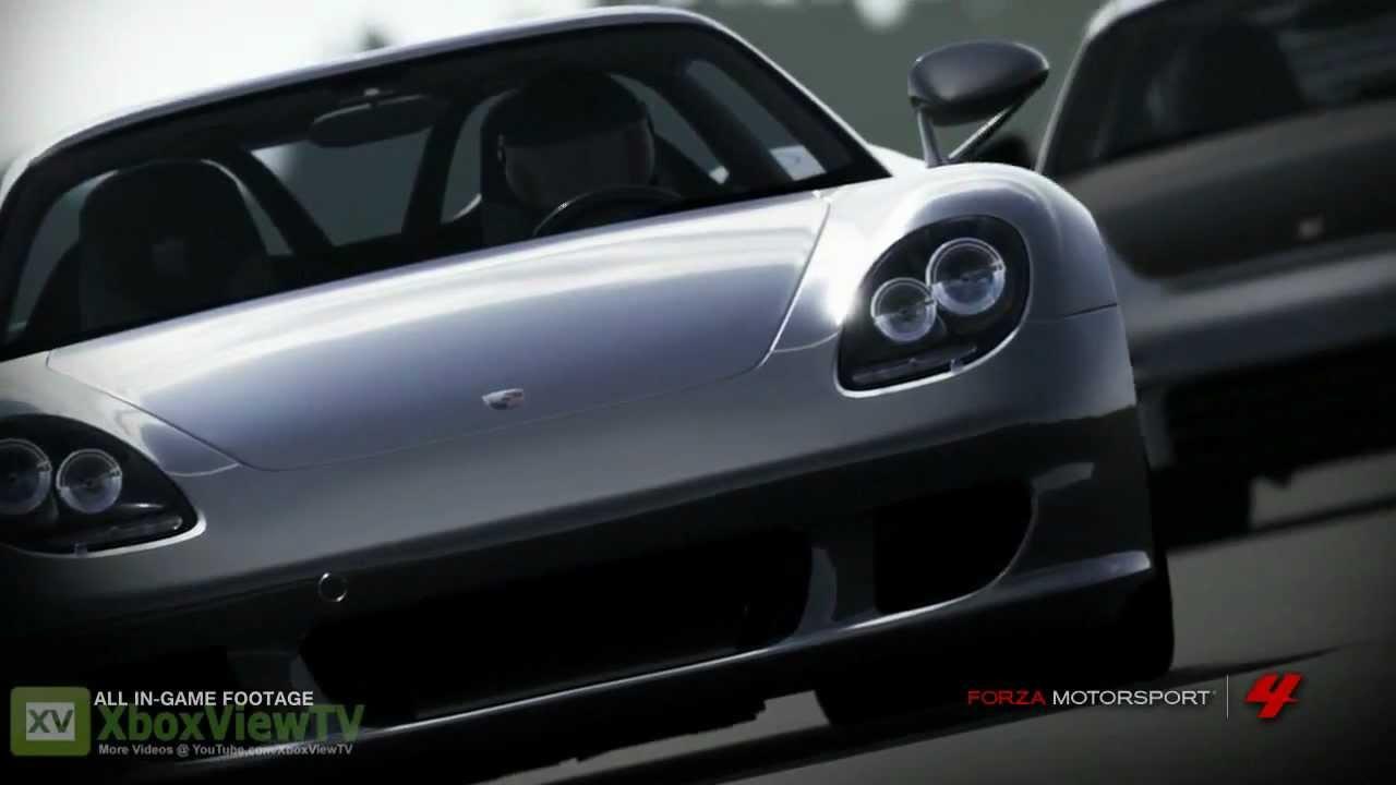 forza motorsport 4 dlc porsche expansion pack trailer 2012