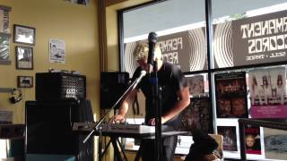 Sashcloth & Axes - Live At Permanent Records 10/6/2012