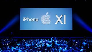 iPhone 11 Introduction Trailer (Samsung S9 Killer) Best iPhone XI Smartphone 2018 concept