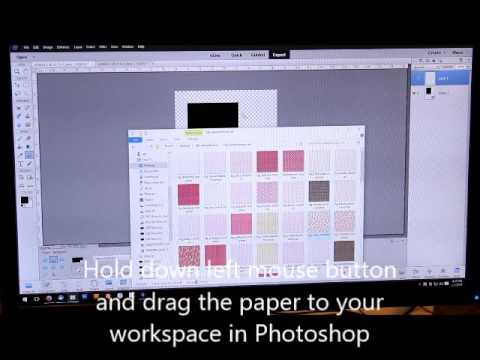 Nitwit Collections Tutorial Resizing your Digital Products and getting ready to Print