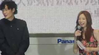 北川景子と岡田将生が共演するラブストーリー『瞬 またたき』の公開直前...