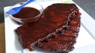 Diva Q's Lip Smacking Ribs Recipe