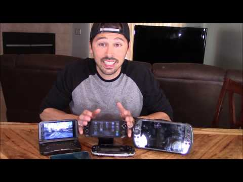 TOP 3 Best value Gaming Android tablets & phones- GPD XD vs Q9 vs Much Snail W1
