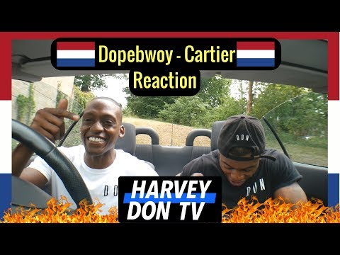 Dopebwoy - Cartier ft. Chivv & 3robi - Reaction