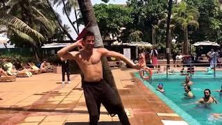 Aqua Zumba Tour India with Sucheta & Rich  Song: Shaadi Wali Night