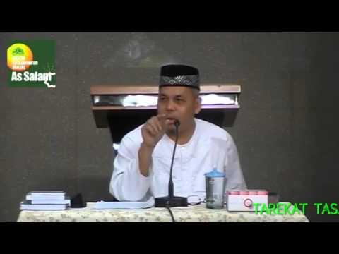 Tarekat Tasawuf - Ustadz Munzir Situmorang