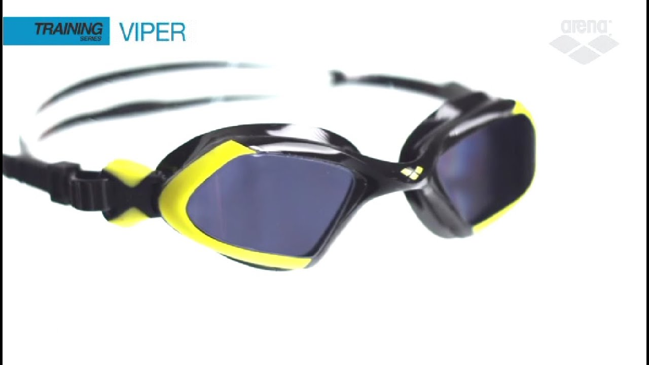 2ccf58995720 Arena Viper Training Goggles - Suitable for Pool, Triathlon and Open Water  - aquasel shop
